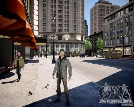Alan Wake para GTA 4 segundos de pantalla