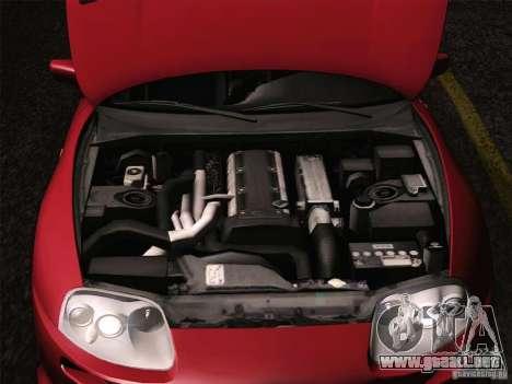Toyota Supra TRD3000GT v2 para las ruedas de GTA San Andreas