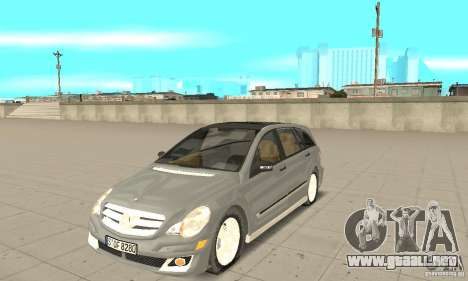 Mercedes-Benz R-Class para GTA San Andreas