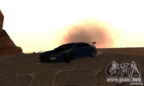 New Drift Zone para GTA San Andreas séptima pantalla