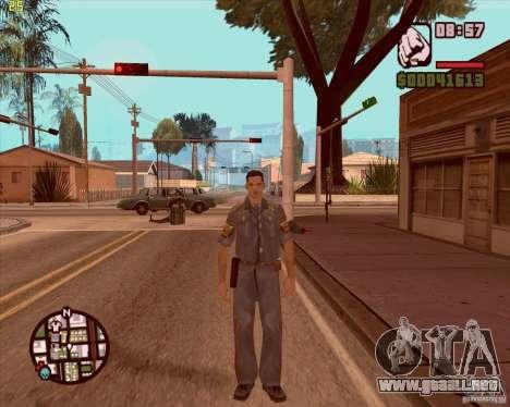 Servicio de seguridad ruso para GTA San Andreas tercera pantalla