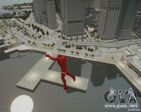 Iron Man Mk3 Suit para GTA 4 novena de pantalla