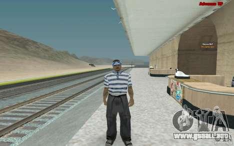 Nuevos aspectos para banda Varios Los Aztecas para GTA San Andreas tercera pantalla