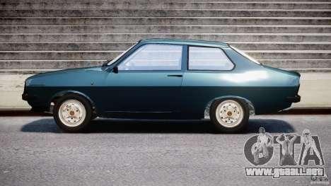 Dacia 1310 Sport v1.3 para GTA 4 vista interior
