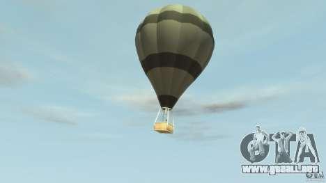 Balloon Tours option 5 para GTA 4 left