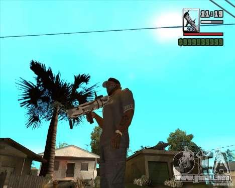 Mejor RPG-18 para GTA San Andreas segunda pantalla