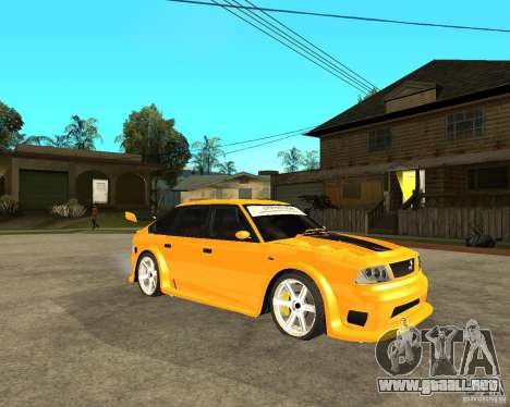 Moskvich 2141 STR (HARD TUNING) para la visión correcta GTA San Andreas