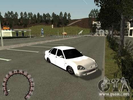 VAZ Lada Priora 2170 para GTA San Andreas