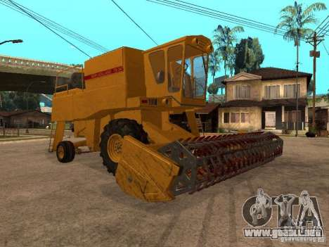 Holland TX 34 C para GTA San Andreas left