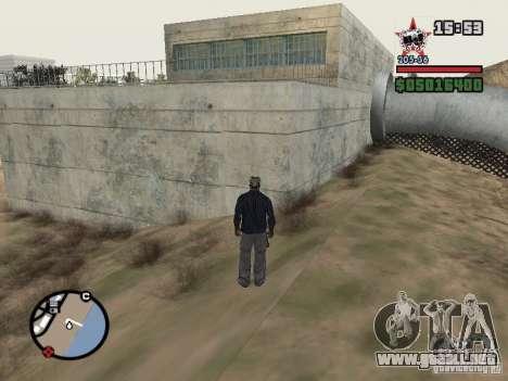 Todas Ruas v3.0 (Las Venturas) para GTA San Andreas octavo de pantalla