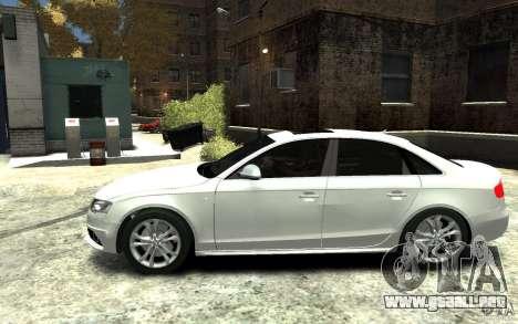 Audi S4 2010 v.1.0 para GTA 4 left