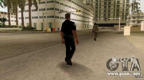 Nueva versión de la policía de ropa 2 para GTA Vice City tercera pantalla