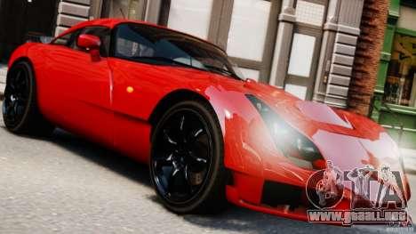 TVR Sagaris MKII v1.0 para GTA 4
