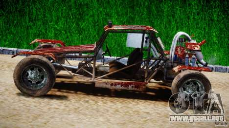 Buggy Avenger v1.2 para GTA 4 left