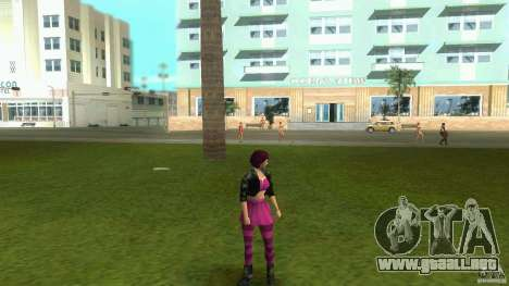 Cambiar skin reproductor para GTA Vice City sucesivamente de pantalla