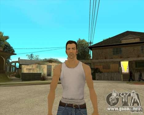 Piel Tommy Vercetti v1 FINAL para GTA San Andreas