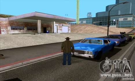 ENB Series v1.4 Realistic for sa-mp para GTA San Andreas décimo de pantalla