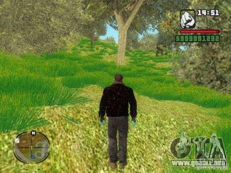 Niko Avatar para GTA San Andreas tercera pantalla