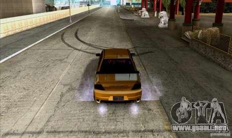 ENBSeries by HunterBoobs v1.2 para GTA San Andreas sexta pantalla