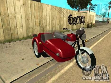 IZH Planeta -5 para GTA San Andreas