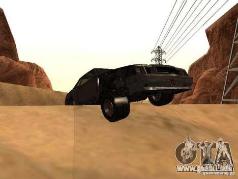 Emperador Rusty de GTA 4 para la visión correcta GTA San Andreas
