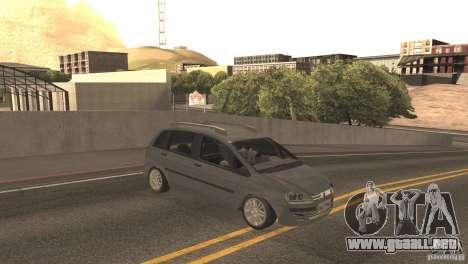 Fiat Idea HLX para GTA San Andreas left