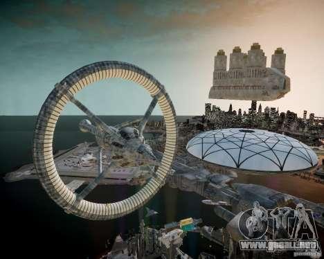 Stargate-Atlantis para GTA 4 séptima pantalla