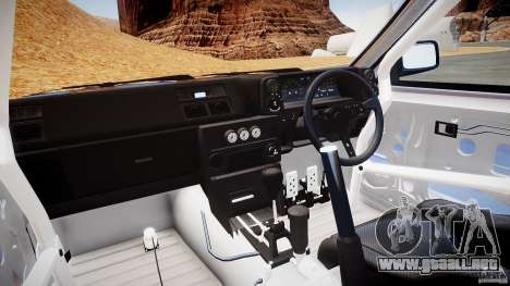 Toyota Corolla Levin AE86 v.1.0 para GTA 4 vista hacia atrás