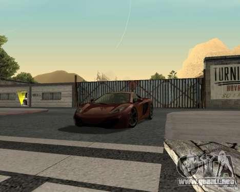 ENBSeries by Nikoo Bel para GTA San Andreas sexta pantalla