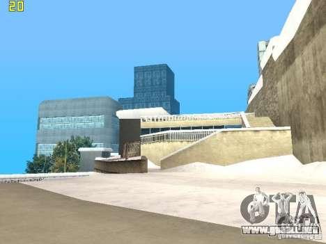 Vuelos en Liberty City para GTA San Andreas tercera pantalla