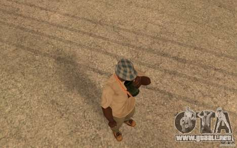 Life para GTA San Andreas sucesivamente de pantalla