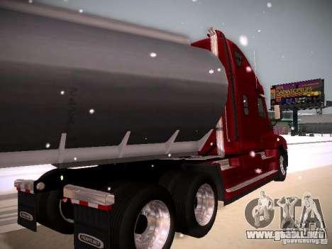 Freightliner Cascadia para la visión correcta GTA San Andreas