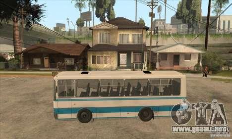 LAZ-A141 para GTA San Andreas left