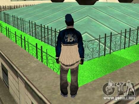 CripS Ryder para GTA San Andreas