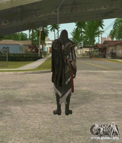 Assassins skins para GTA San Andreas twelth pantalla