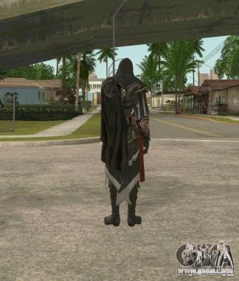 Assassins skins para GTA San Andreas twelth pantalla