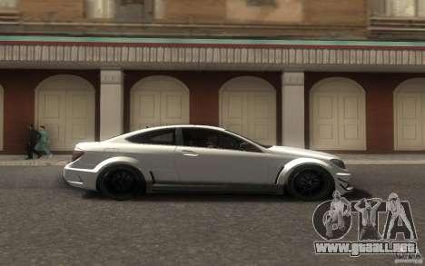 ENB Series by muSHa v1.0 para GTA San Andreas sucesivamente de pantalla