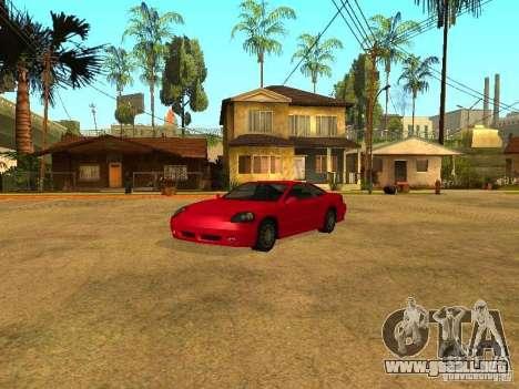 Desovar coches para GTA San Andreas segunda pantalla