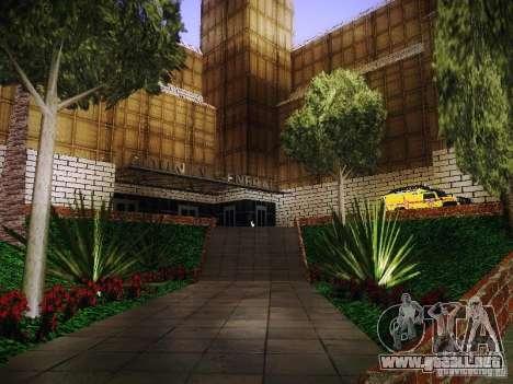 El nuevo hospital de Los Santos para GTA San Andreas tercera pantalla