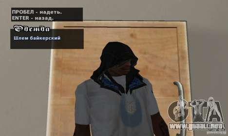 Campanas Assassinov para GTA San Andreas
