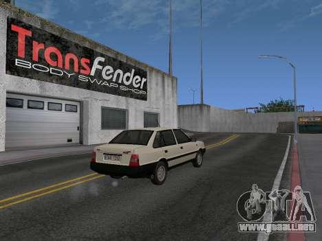 FSO Polonez Atu 1.4 GLI 16v para GTA San Andreas left