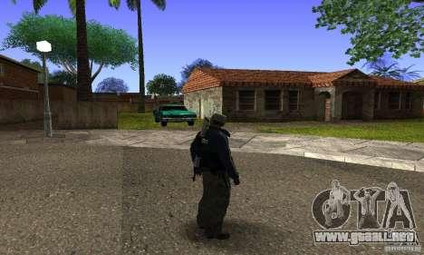 Grove Street v1.0 para GTA San Andreas segunda pantalla