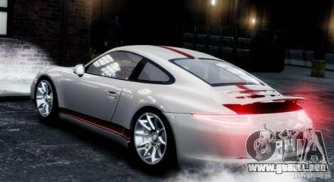Porsche 911 (991) EPM para GTA 4 left