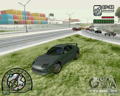 Mitsubishi FTO Stock para GTA San Andreas
