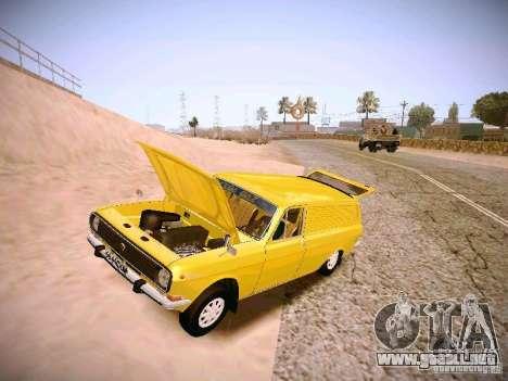 Volga GAZ-24 02 Van para GTA San Andreas