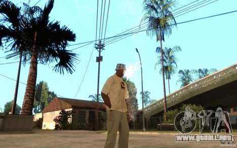 Life para GTA San Andreas segunda pantalla