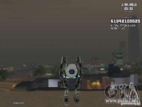 Atlas para GTA San Andreas