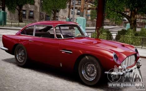Aston Martin DB5 1964 para GTA motor 4