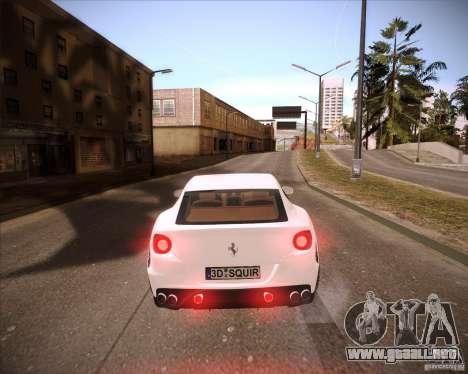 ENBSeries by slavheg para GTA San Andreas quinta pantalla