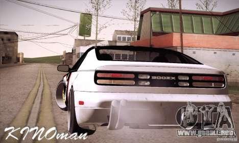 Nissan 300ZX Z32 para GTA San Andreas left
